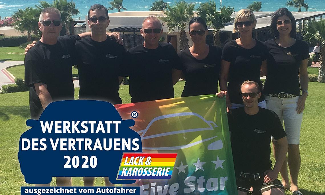 Zimmermann Partenstein-Banner